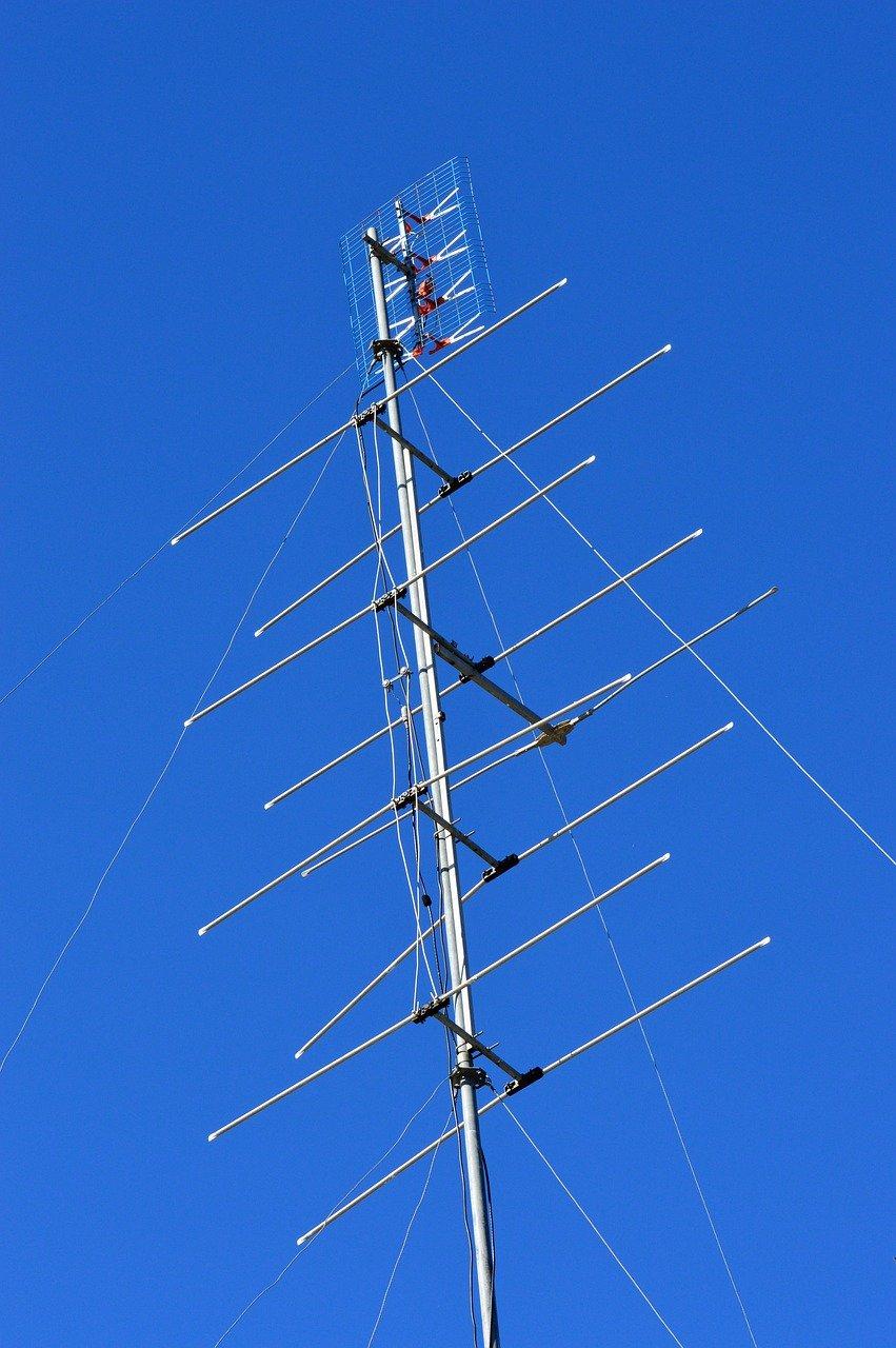 modèle d'antenne TV